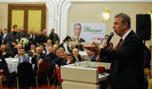 Mansur Yavaş'tan AKP'li Çelik'e yanıt