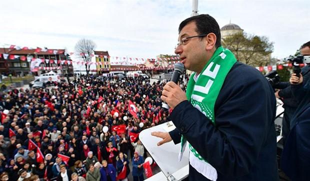 İmamoğlu: İstanbul'un dili değişti, unuttukları her şeyi hatırlattık