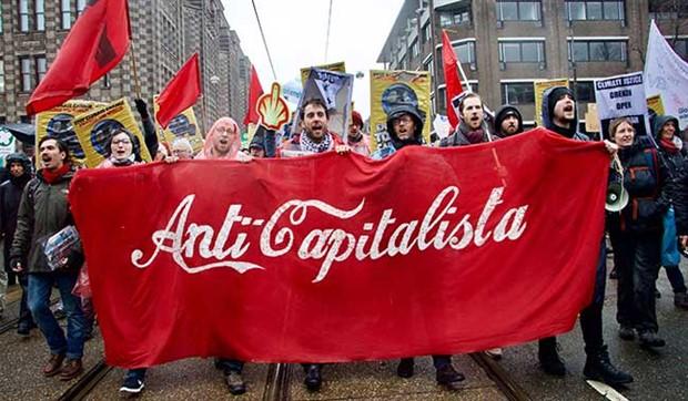 Kapitalizm gezegeni yok ediyor