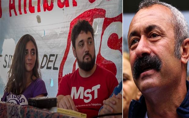 Arjantin solundan Maçoğlu'na destek