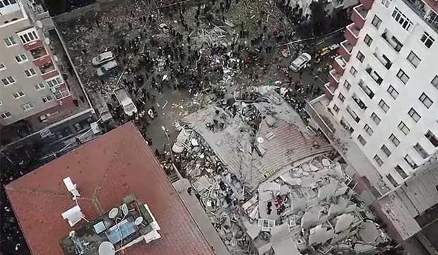 1 kişi tahliye edildi: Kartal'daki binanın çökme nedeni ortaya çıktı