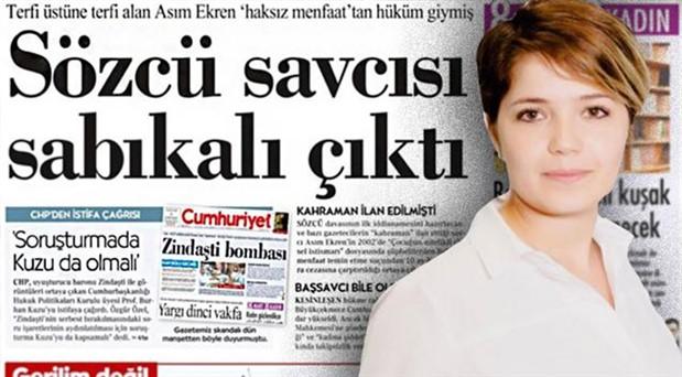 Gazeteciye 'haber' soruşturması