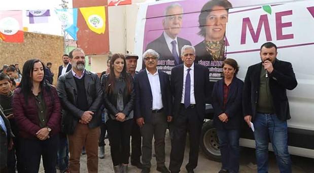 HDP Mardin Büyükşehir Eşbaşkan Adayları Ahmet Türk – Figen Altındağ: Nasıl bir ülke istiyorsak öyle bir kent inşa edeceğiz