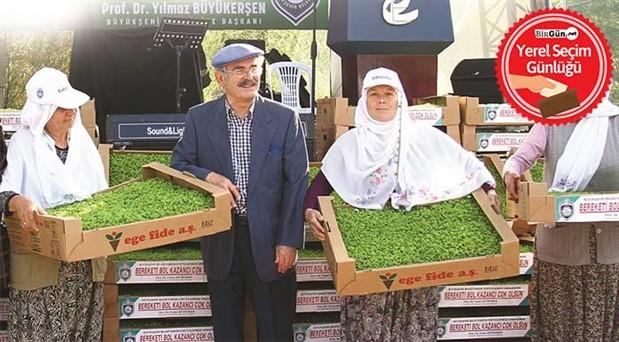 Eskişehir Büyükşehir Belediye Başkanı Büyükerşen: Çiftçiye can suyu vereceğiz