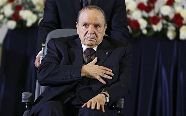 Cezayir'de ordu Cumhurbaşkanı Buteflika'nın istifasını istedi