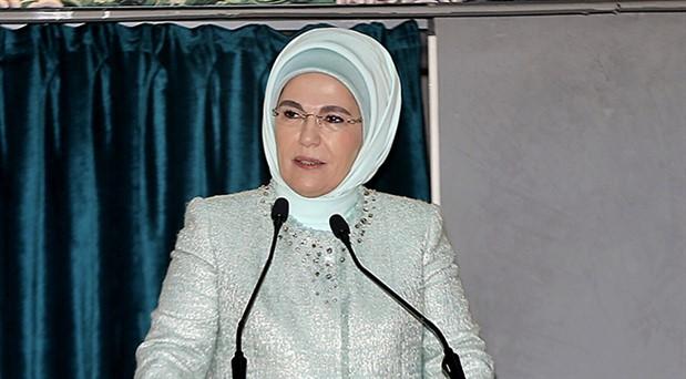 Emine Erdoğan: Üsküdar hanım sultanların göz bebeğidir