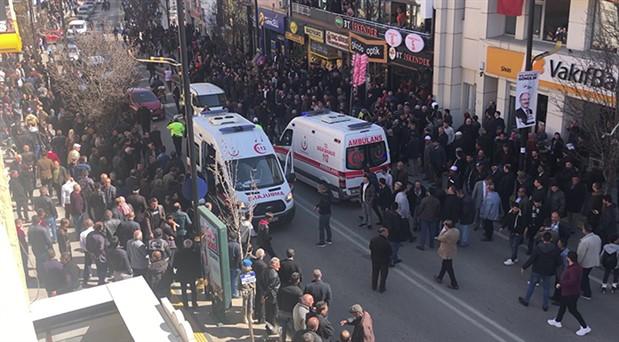 Sivas'ta silahlı kavga: 6 yaralı
