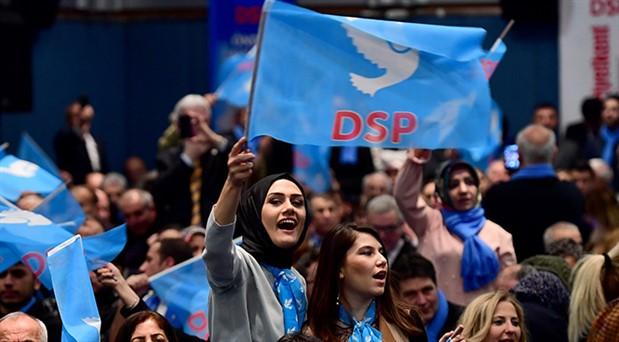 DSP'de 'sadece muhalefeti eleştiriyorlar' istifası