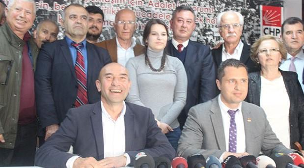 Tunç Soyer'den teşekkür konuşması: İlk işim en az oy aldığım mahalleye gitmek