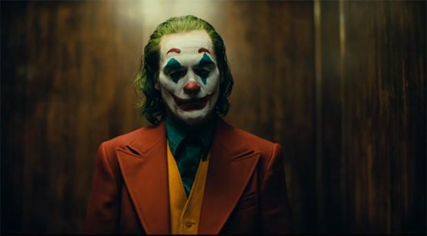Joker'in ilk fragmanı geldi