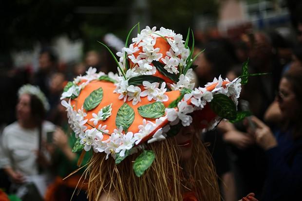 Adana 7. Uluslararası Portakal Çiçeği Karnavalı