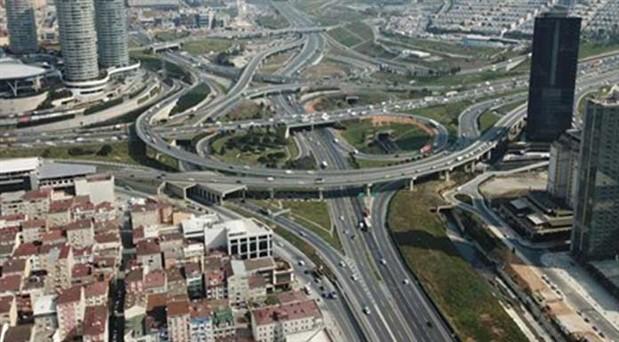 Vodofane İstanbul Yarı Maratonu için bazı yollar trafiğe kapatıldı