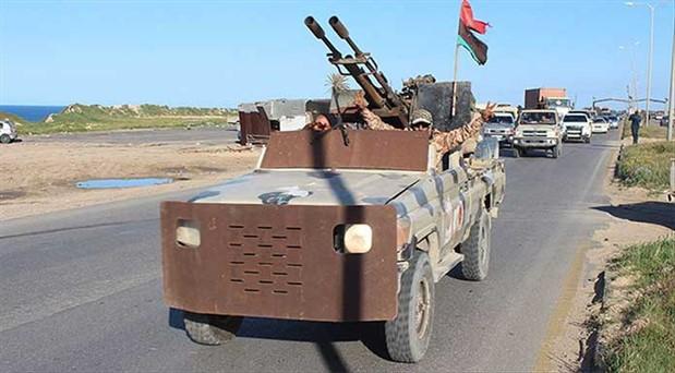 Libya'da çatışmalar yoğunlaştı