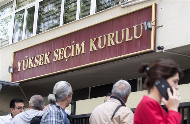 YSK'nin KHK'lılar kararı: Hukuka aykırı