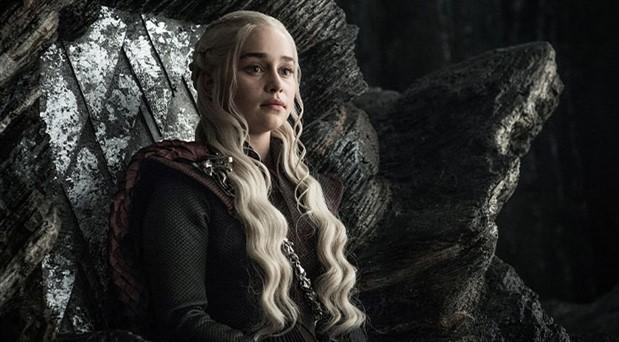 Algoritma tahmini: Demir Taht'a Daenerys oturacak