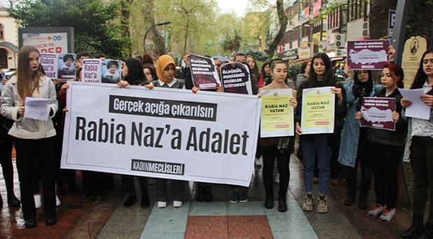 Kocaeli'de kadınlar Rabia Naz için buluştu: Gerçek açığa çıkarılsın