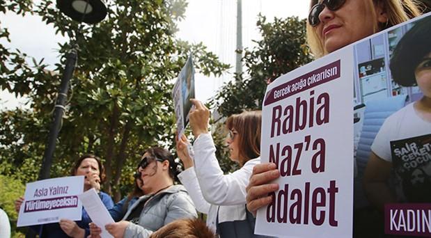 """Manisa'da 'Rabia Naz' eylemi: """"Gerçek açığa çıkarılsın"""""""
