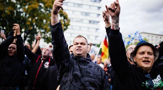 Alman istihbaratından 'aşırı sağ' uyarısı