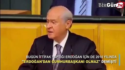 Bahçeli'den İmamoğlu'na: Bundan belediye başkanı olmaz