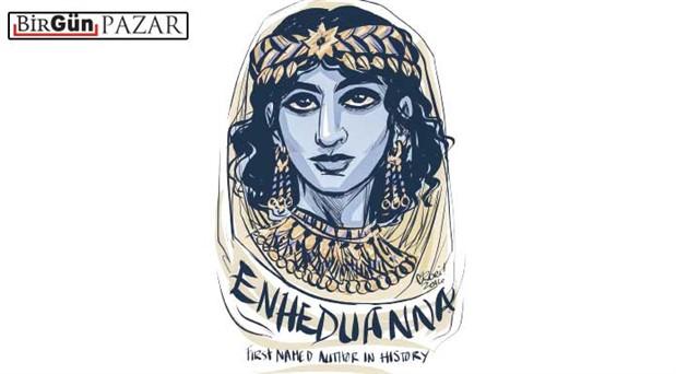 Enhedüanna'nın şiiri
