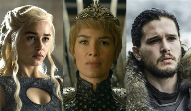 Game of Thrones final sezonuna saatler kaldı