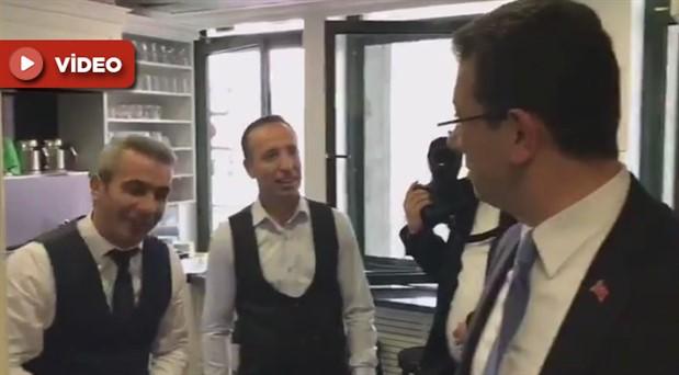 """""""Başkana 'torpilli' menü""""ye İmamoğlu'ndan itiraz"""