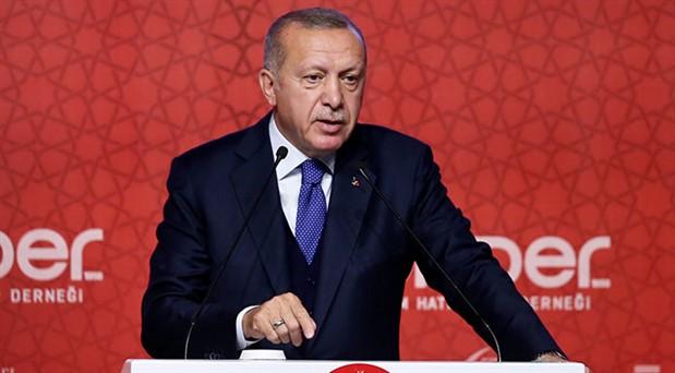 Erdoğan'dan 'sendika' mesajı: Seni memurluktan mı atacak? Atamaz