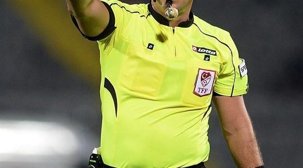 Süper Lig'de 29. haftanın hakemleri belli oldu
