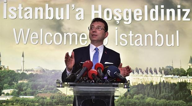 İmamoğlu'ndan İBB çalışanlarına mektup: İstanbullunun hakkını kimseye yedirmeyeceğiz