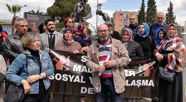 Soma faciasının sorumlusu Can Gürkan'ın tahliyesine tepki