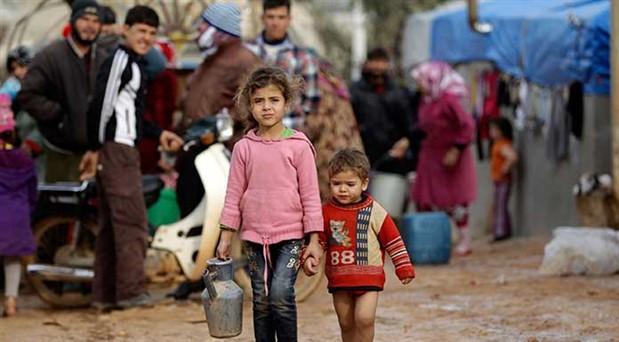 Suriyeli çocuklar 'eğitim dışı' kaldı