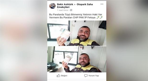 İSPARK çalışanının skandal paylaşımına soruşturma