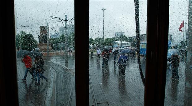 Marmara'da hava soğuyor