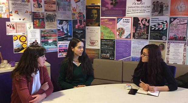 Tacize karşı dayanışma yöntemlerini üniversiteliler anlatıyor: Kadın dayanışmasını ve önlemi konuşmak şart