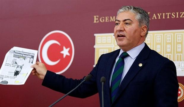 CHP'den Güneş gazetesine tepki