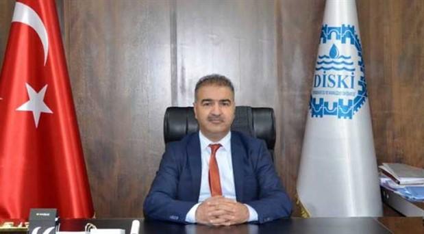 DİSKİ Genel Müdürü görevden alındı