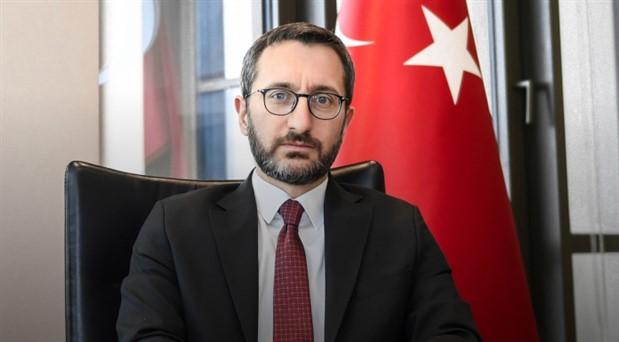 """Altun: """"Kılıçdaroğlu'nu protesto edenlere terörist muamelesi yapılmasını asla kabul edemeyiz"""""""