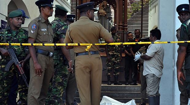 Sri Lanka'daki saldırılarda ölenlerin sayısı 290'a yükseldi