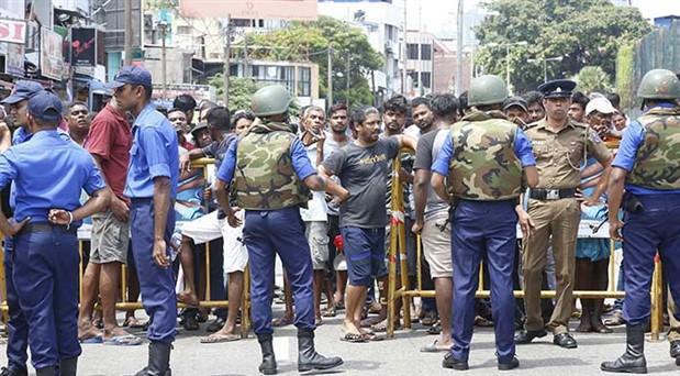 Hint Okyanusu'nda batmayan uçak gemisi: Sri Lanka