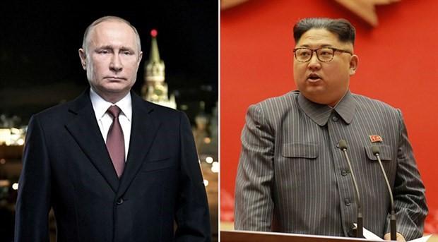 Putin ile Kim Jong-un bir araya geliyor