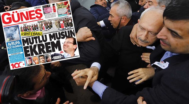 Ankara Barosu'ndan linç girişimine ilişkin suç duyurusu