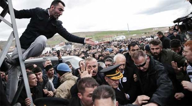 Emniyet Genel Müdürü Uzunkaya, Kılıçdaroğlu'na linç girişimi anını anlattı
