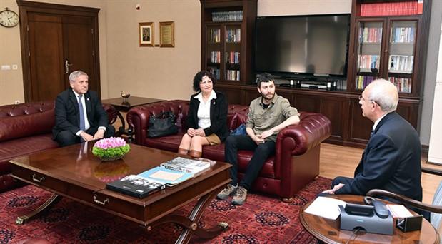 ÖDP'den Kılıçdaroğlu'na ziyaret