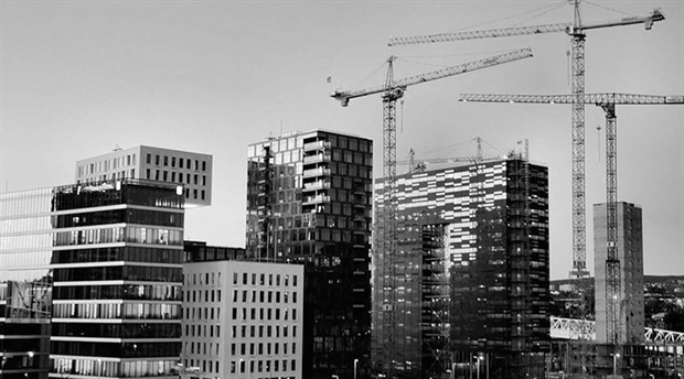 Sektörel güven inşaat ve perakendede düştü, hizmette arttı