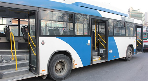 Yavaş'ın talimatıyla: Yolcuya kötü muamelede bulunan şoför toplu ulaşımdan men edildi
