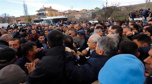 Kılıçdaroğlu'na linç girişiminde Ankara Büyükşehir çalışanları da varmış!