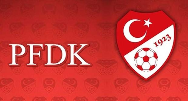 PFDK'den 4 Süper Lig kulübüne ceza