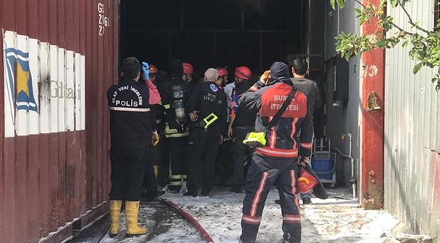 Bursa'da fabrikada patlama: 3 işçi hayatını kaybetti