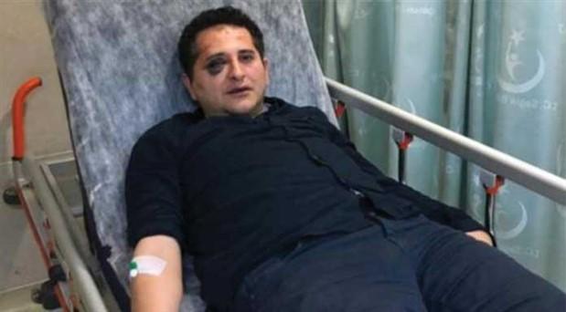 Erdoğan'ın korumaları tarafından darp edilen avukatın gözaltı görüntüleri ortaya çıktı