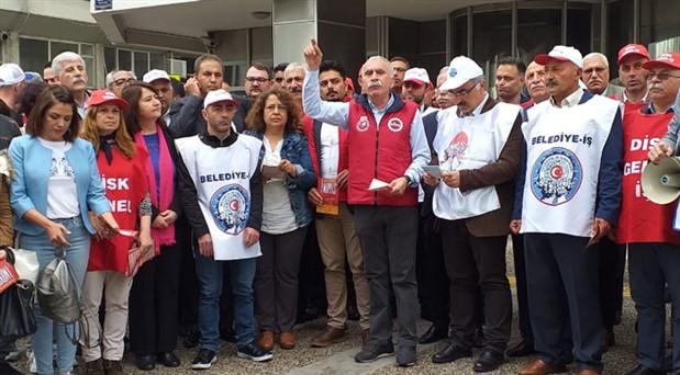 İzmir'de sendikalardan 1 Mayıs çağrısı